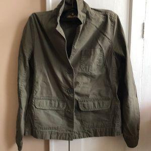 Classic Gap Khaki Green Blazer